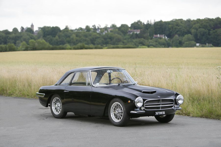 Une Osca 1600 GT de 1961