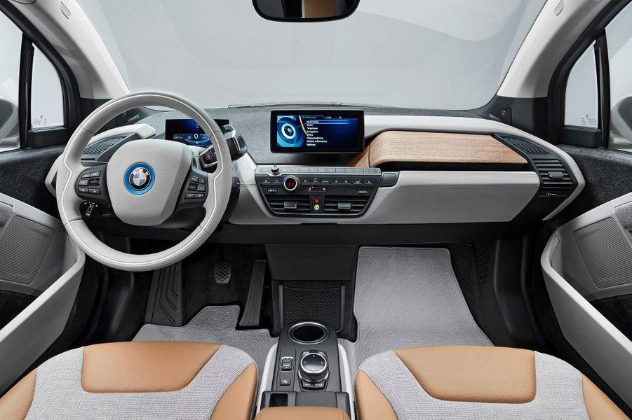 BMW i3, l'électrique à l'allemande