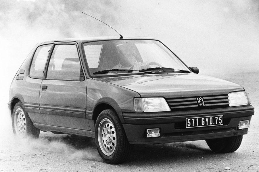 Chez Peugeot, 30 ans d'esprit GTI
