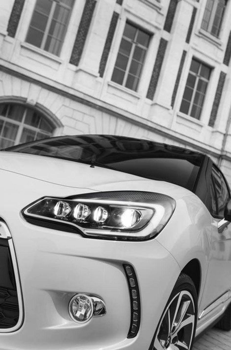 Découvrez la Citroën DS3 restylée
