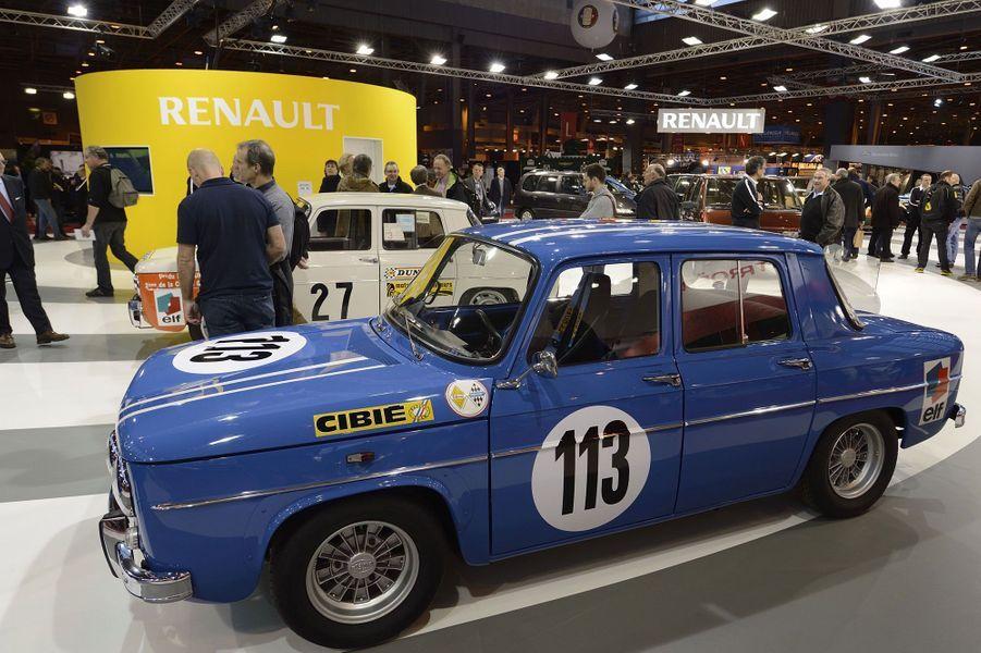 La légendaire R8 Gordini fête ses 50 ans.