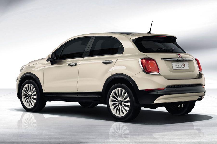 Fiat 500X, le SUV néo-rétro