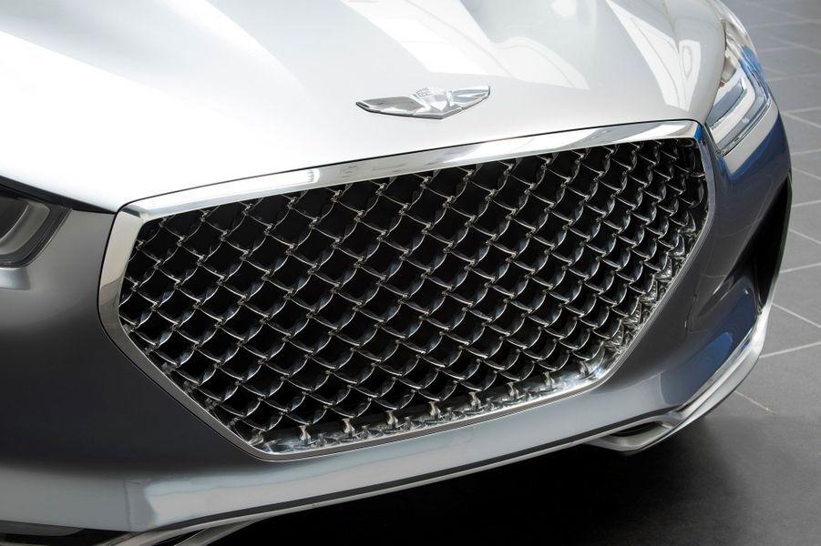 Hyundai Vision G, le luxe à la coréenne