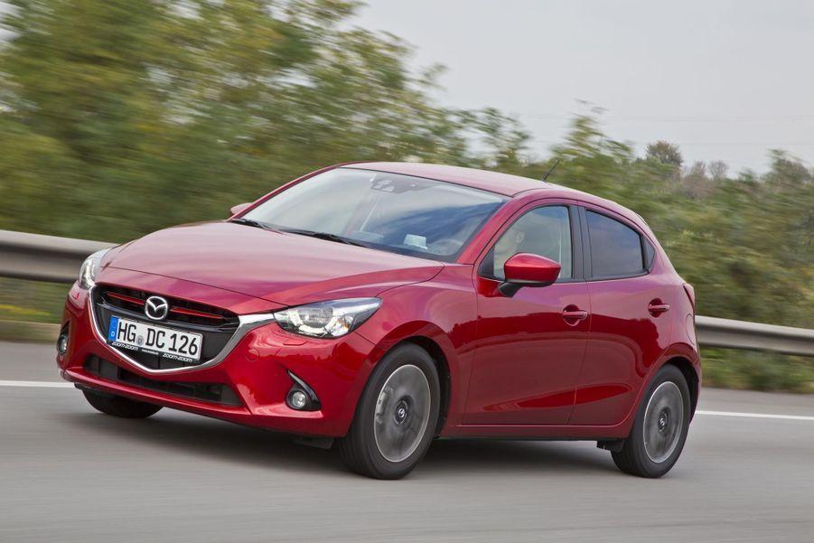 La nouvelle Mazda2 veut conquérir l'Europe