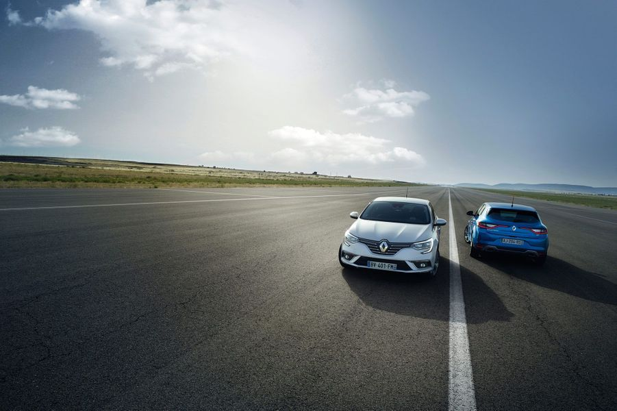 La nouvelle Renault Mégane dévoilée à Francfort