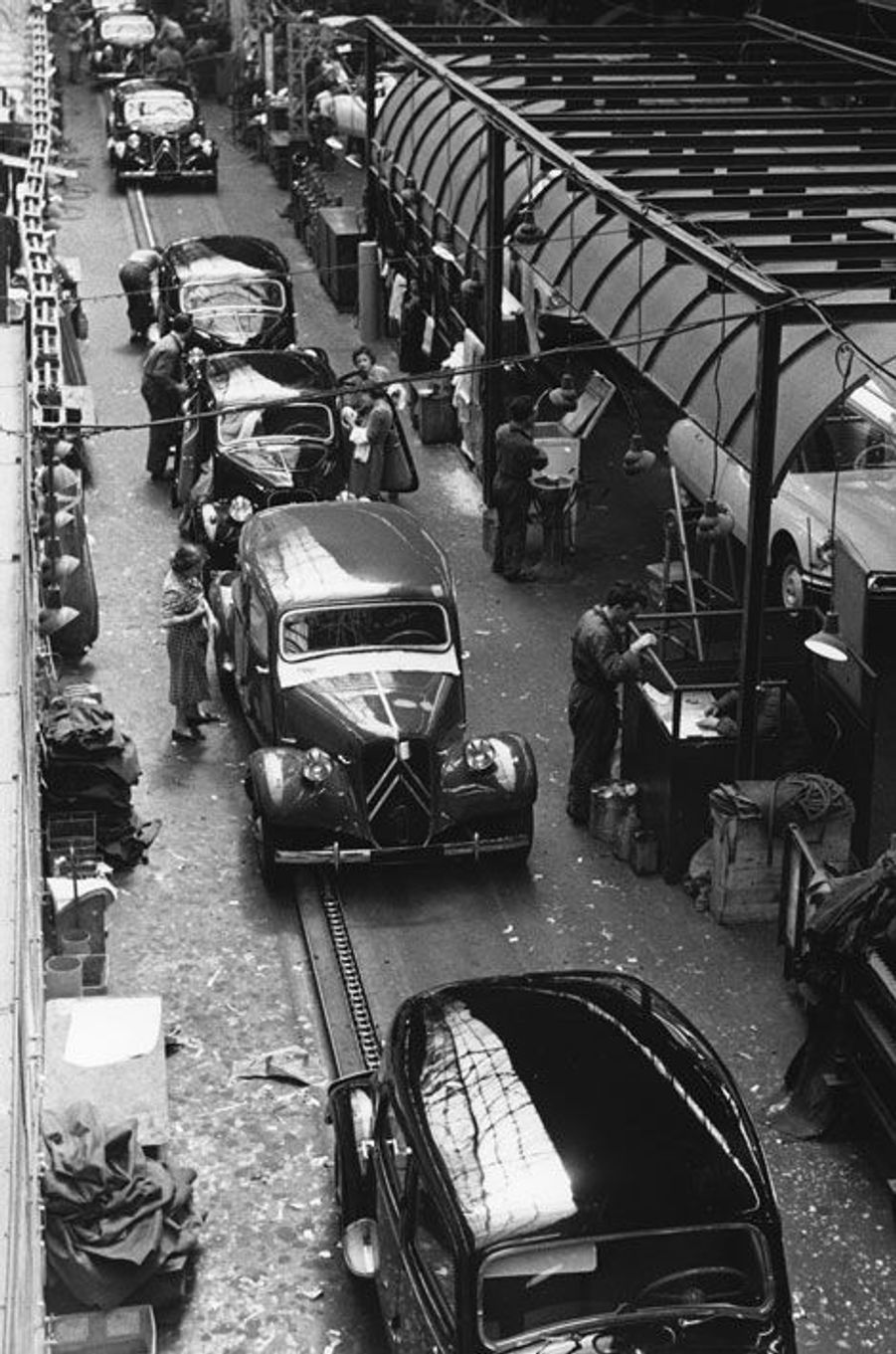 En 23 ans, 759 123 exemplaires de la Traction Avant ont été produits.