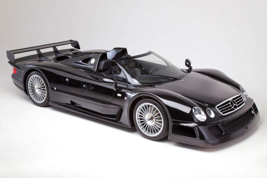 La Mercedes CLK GTR Roadster