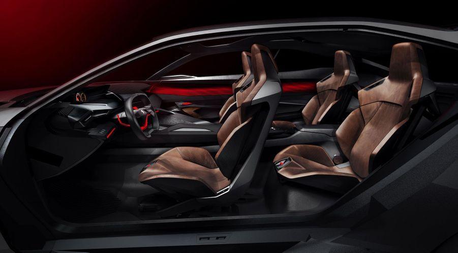 Peugeot Quartz : voyage dans le temps