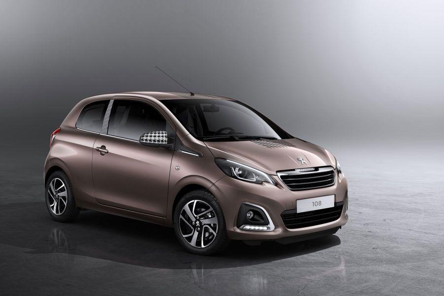 Avec la 108, Peugeot réinvente sa micro-citadine