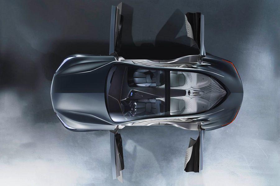 Q80 Inspiration : le paquebot de luxe d'Infiniti