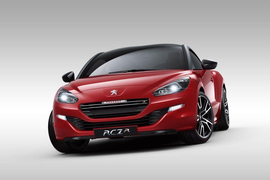 RCZ R, le coupé ultime de Peugeot
