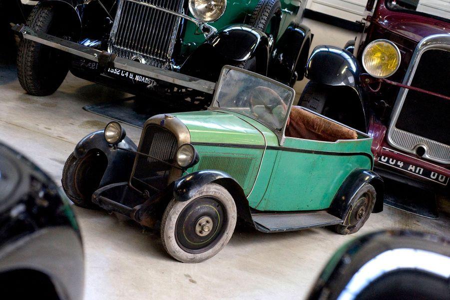 Visite en images au Conservatoire Citroën