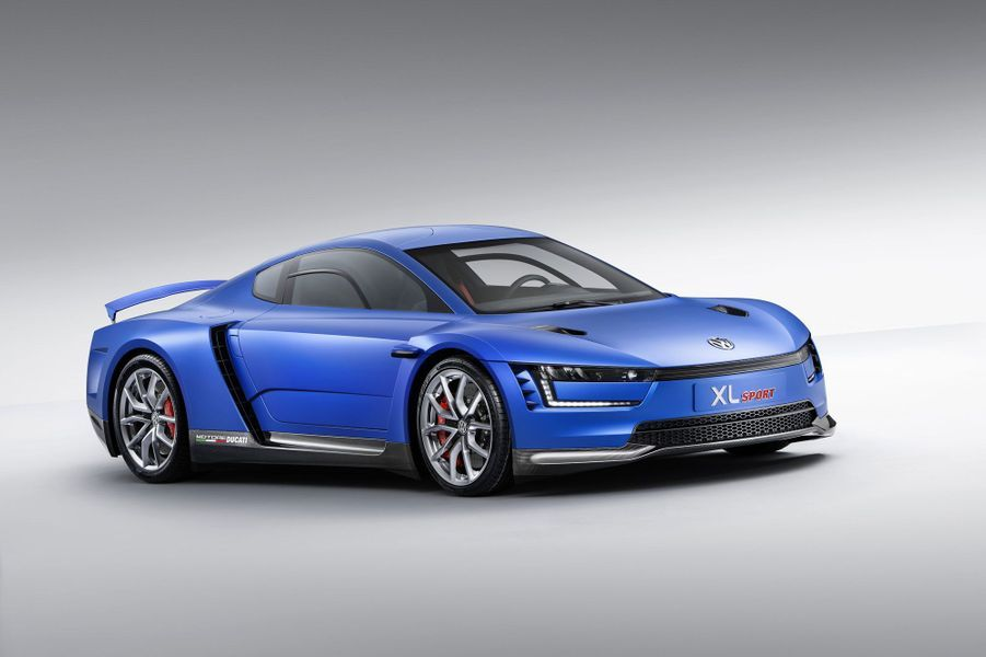 XL Sport : le délire de Volkswagen