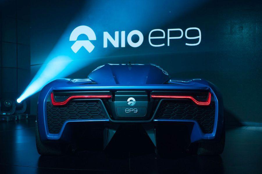 La NIO EP9