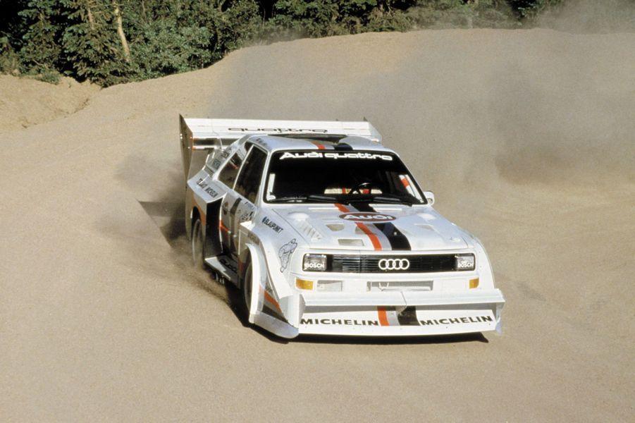 La course de côte de Pikes Peak se déroulera le 30 juin prochain. Dans les années 1980, le constructeur allemand Audi y a connu la gloire, grâce à sa bête à quatre roues motrices, l'Audi Quattro. Aux mains de la Française Michèle Mouton, l'Audi Quattro Sport s'est placée en tête de la course en 1984 et 1985. En 1987, l'Allemand Walter Rohrl accomplit la montée en moins de 11 minutes pour la première fois, toujours au volant de ce monstre de 600 chevaux.