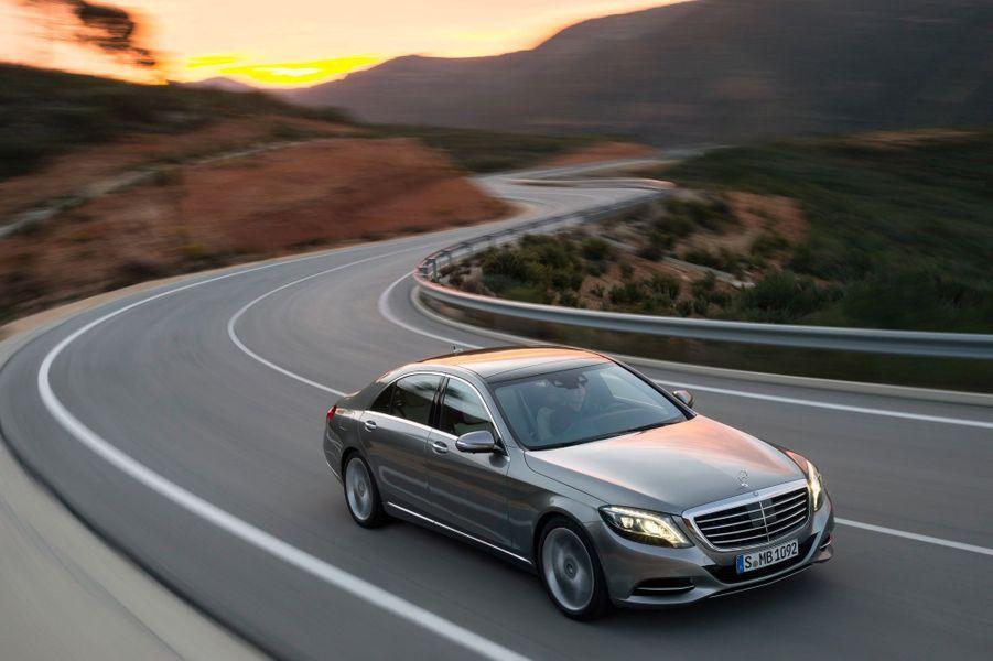 Mercedes Classe S, le retour de la patronne