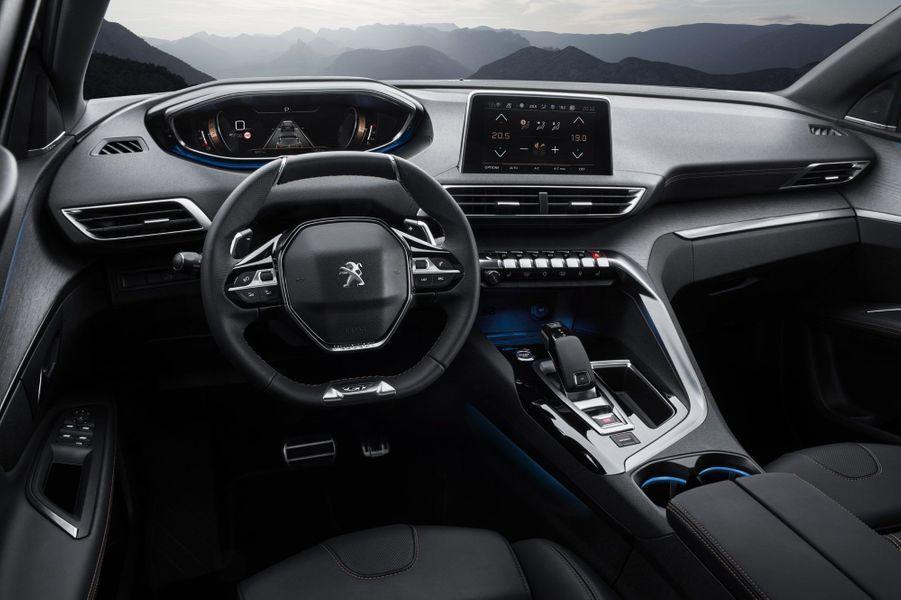 A bord du nouveau Peugeot 3008