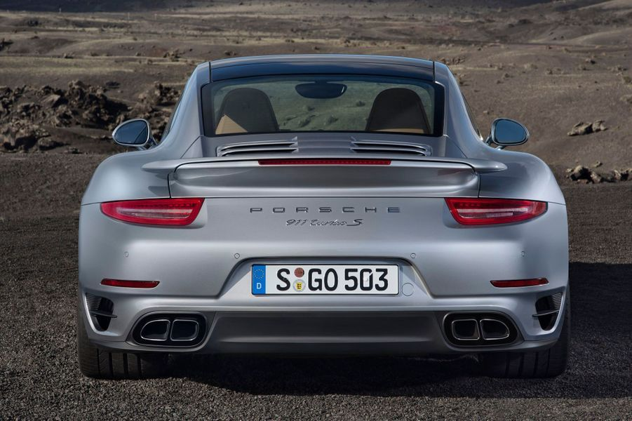 Nouvelle Porsche 911 Turbo, le retour d'une furie