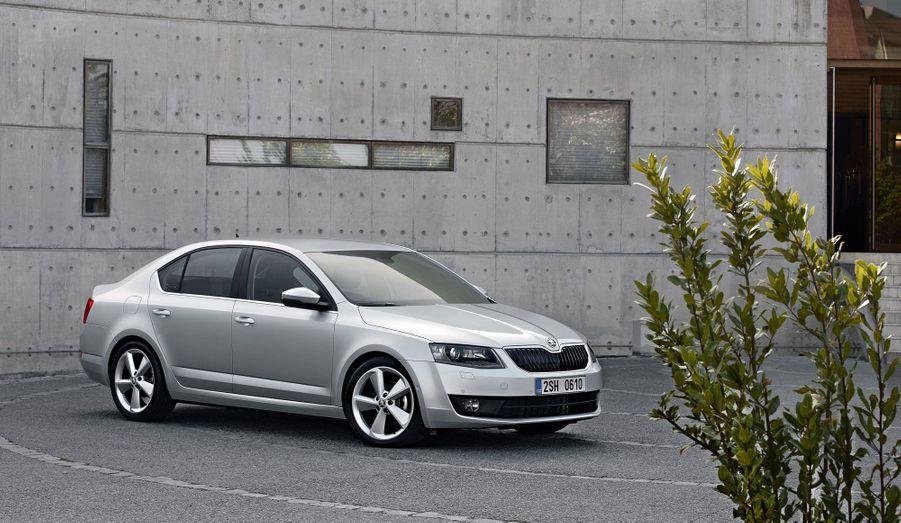 Sous le capot, l'Octavia profitera des blocs diesel TDI et essence TSI du groupe Volkswagen. Une édition Greenline équipée du 1.6 TDI 110 chevaux promet des émissions de CO2 de 89 g/km. La nouvelle Octavia sera également plus légère de 102 kg, ce qui tirera les consommations vers le bas.