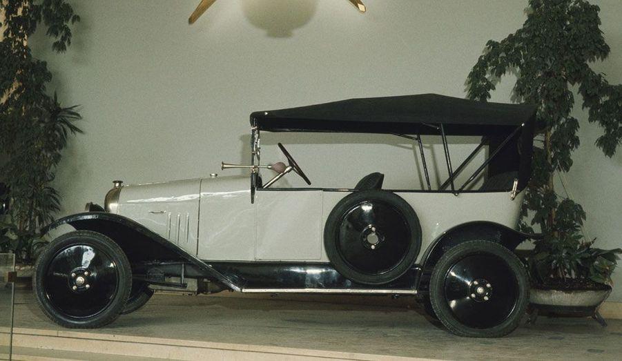 Type A Torpédo, 1919