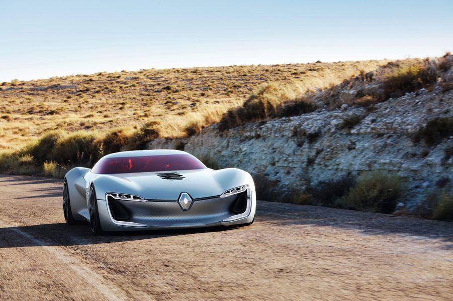 Renault Trezor : en route pour le futur