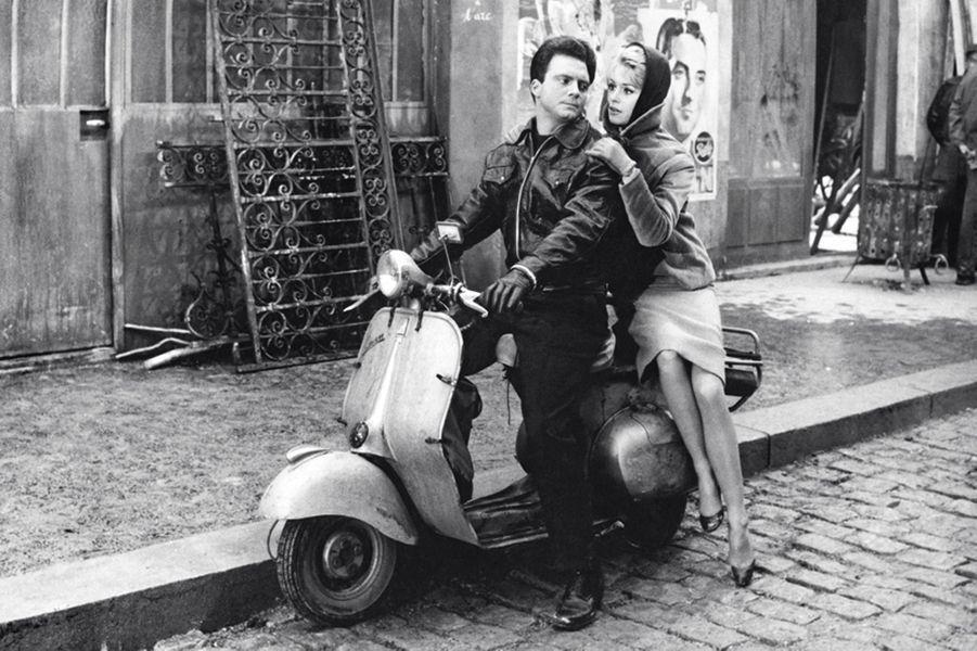 En 1957, Brigitte Bardot donne la réplique à Franco Interlenghi dans « En cas de malheur », de Claude Autant-Lara.