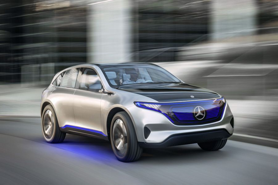 La Mercedes Generation EQ