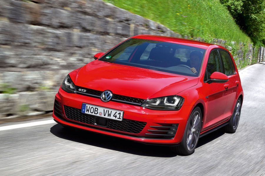 VW Golf GTD, le gazole rock'n roll
