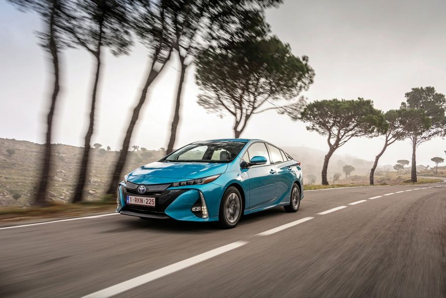 Voiture verte : Toyota Prius rechargeable