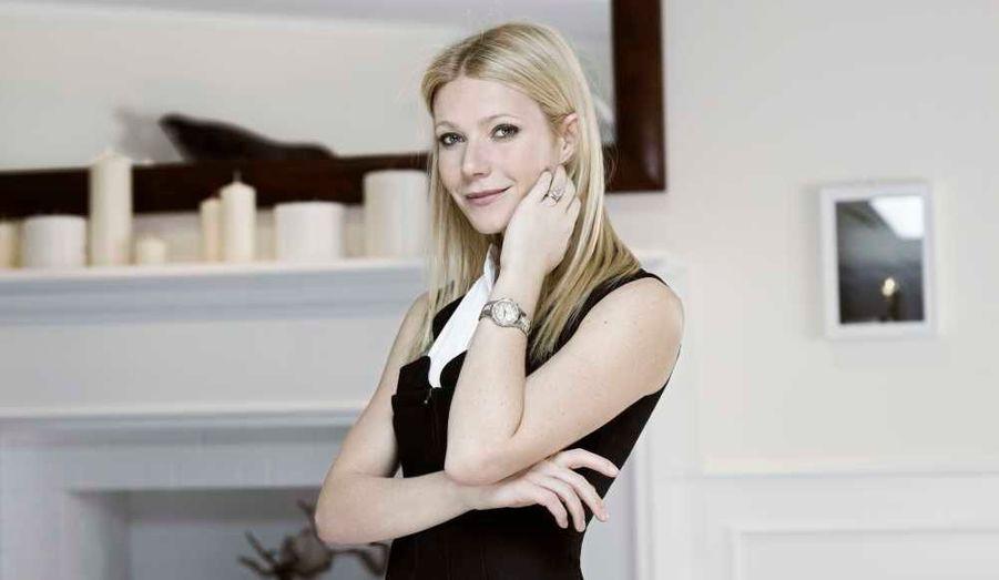 Avec son chic et sa grâce naturelle, Gwyneth Paltrow, nouvelle égérie Baume & Mercier, incarne à la perfection l'image de l'horloger de luxe.