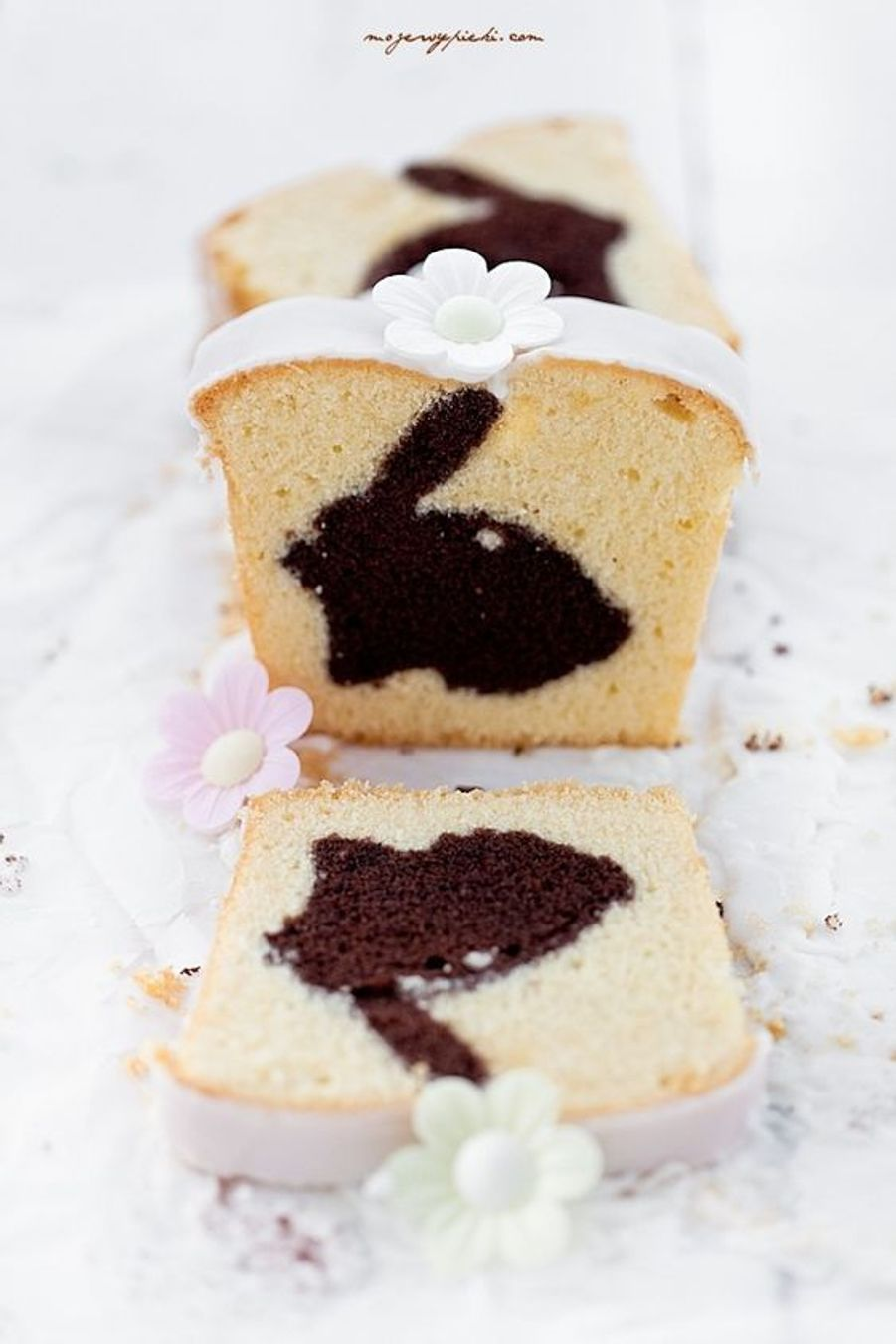 Gâteau avec surprise lapinhttps://www.pinterest.fr/pin/519391769501742746/