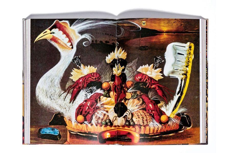 Le maître du surréalisme savait convier à sa table la fantaisie, le plaisir et l'opulence. L'esprit des dîners mondains que Dali organisait avec sa muse Gala fut traduit dans un livre inclassable de 136 recettes, illustrées par l'artiste. Publiée en 1973, cette oeuvre d'art déroutante est rééditée pour un large public. On y redécouvre une cuisine gargantuesque aux fumets «vieille France», quand le concept de banquet, avec son défilé de gibiers et d'abats, de sauces au vin et de jus gras, se riait des calories. Le tout organisé en 12 chapitres titrés par Dali, des «Caprices pincés princiers» aux «Délices petits martyrs».«Les dîners de Gala», par Salvador Dali, éd. Taschen, 49,99 euros.