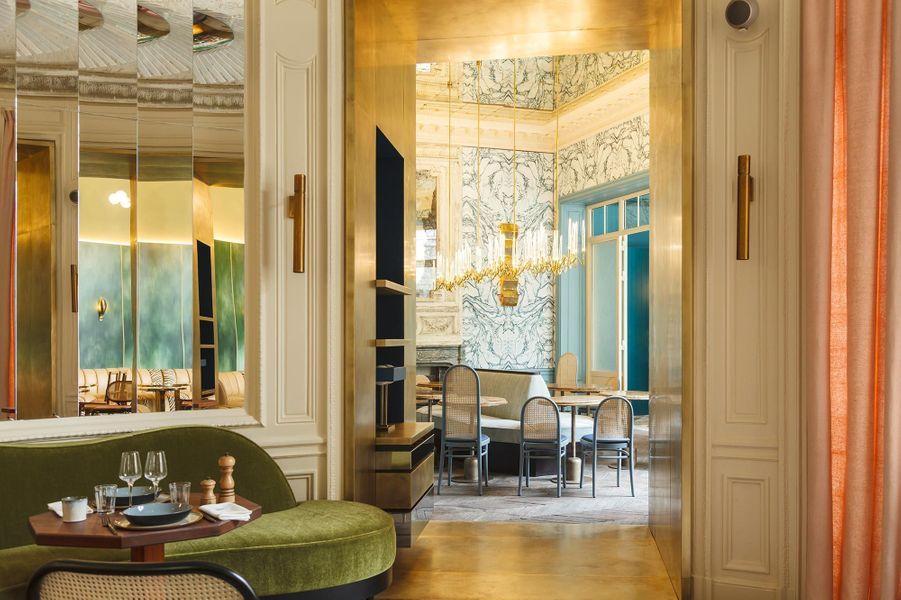 Chez BB Le Restaurant 21, rue Blanche75009 Paris