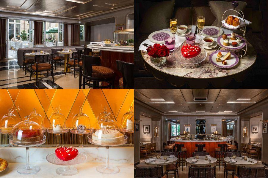 La Brasserie d'Aumont, à l'Hôtel de Crillon 6, rue Boissy d'Anglas75008 Paris