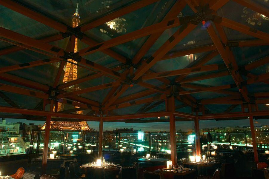 Les Ombres 27, quai Branly75007 Paris