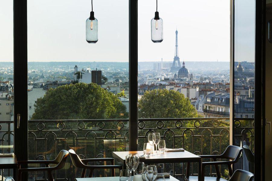 Le Terrass''Hôtel 12-14, rue Joseph de Maistre75018 Paris