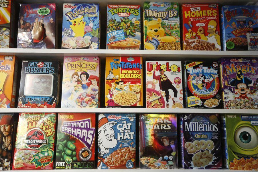 Le Cereal Killer Cafe a ouvert à Londres