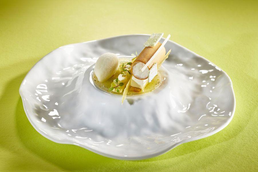 Le dessert de Christophe LOEFFEL