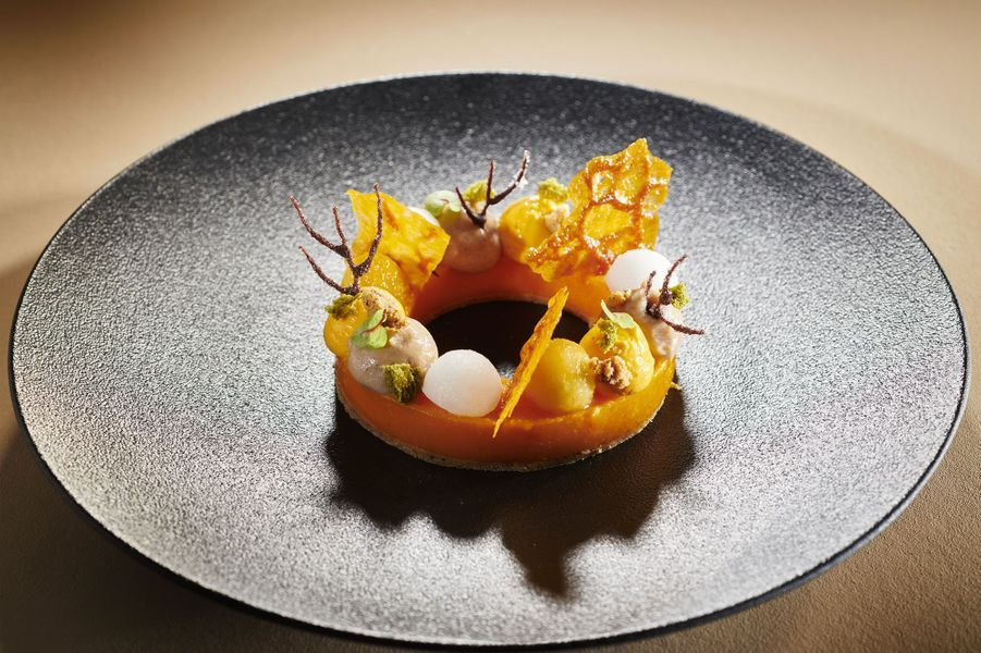 Le dessert deGauthier Caloin