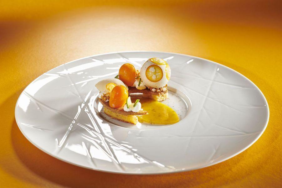 Le dessert deMorgane Raimbaud