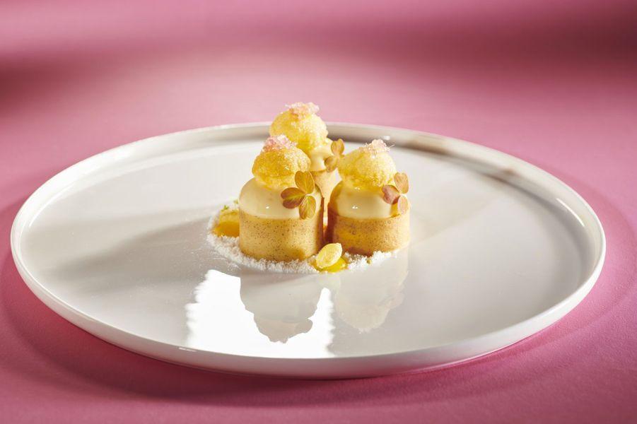 Le dessert deSimon PACARY
