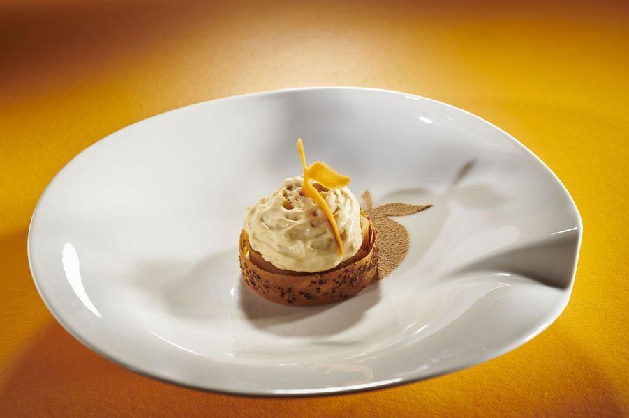 Le dessert deZachary LEBEL