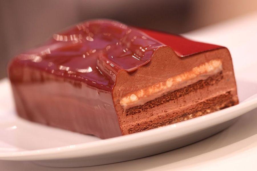 Dessert de l'équipe suisse
