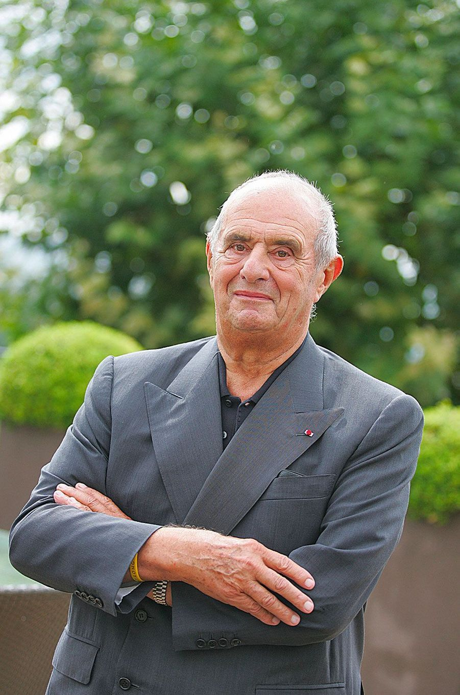 Le chef Paul Bocuse, en septembre 2006.