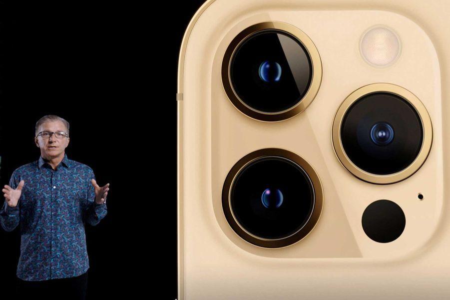 Apple a présenté ses nouveaux smartphones, lors d'une keynote sans invités, le 13 octobre.