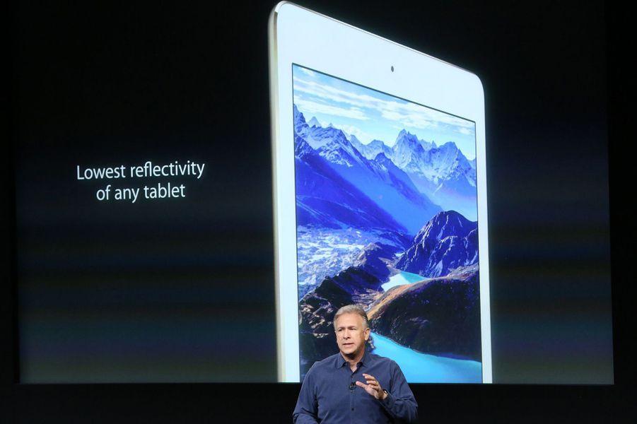 Apple présente son nouvel iPad