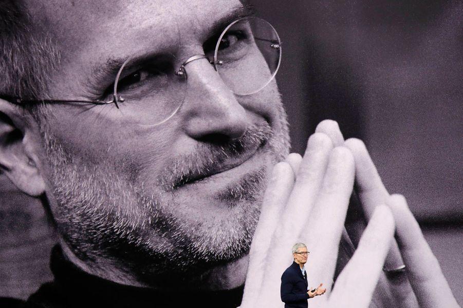 L'hommage à Steve Jobs