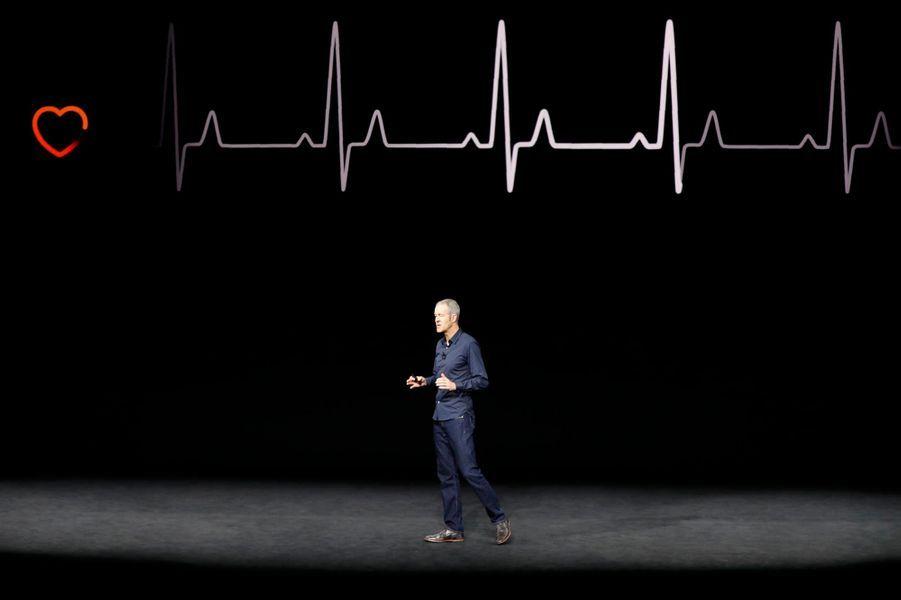La nouvelle Apple Watch