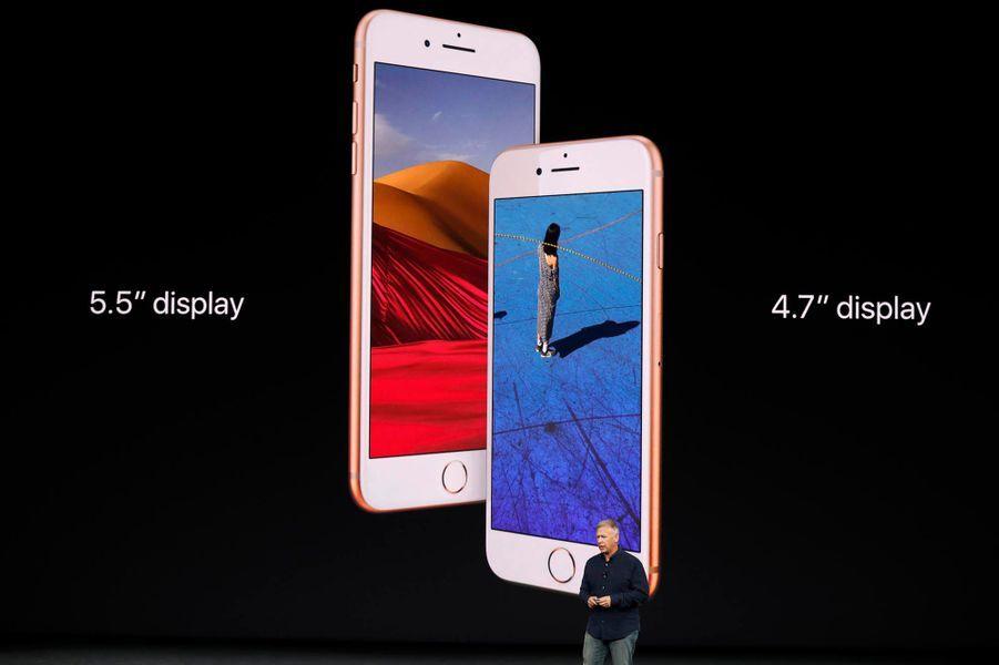 L'iPhone 8 et 8 plus