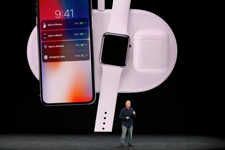 Le nouvel iPhone X
